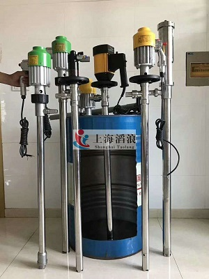 SB-6轴流泵,电动抽液泵,化工桶泵