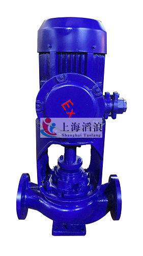 ISGB立式便拆式管道离心泵